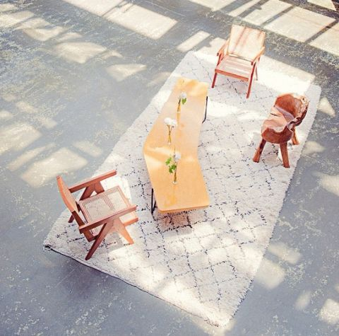 Furniture, Outdoor furniture, Armrest, Outdoor table, Shadow,