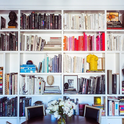 Prerequisite To Working At JCrew Corporate A Beautiful Bookshelf