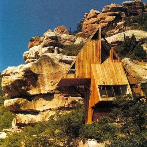Wood, Rock, Bedrock, Outcrop, Formation, Badlands,