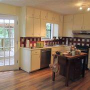 Wood, Room, Hardwood, Interior design, Drawer, Cupboard, Floor, Flooring, Wood stain, Furniture,