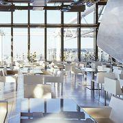 Restaurant Georges at the Centre Pompidou, Paris