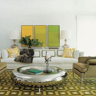 7 ways to make a design statement in your living room