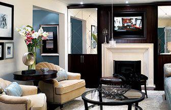 candice olson living room redo rh elledecor com