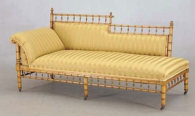 Collecting: Antique Bamboo. An ever-popular furniture material gets a green  stamp . - Collecting: Antique Bamboo