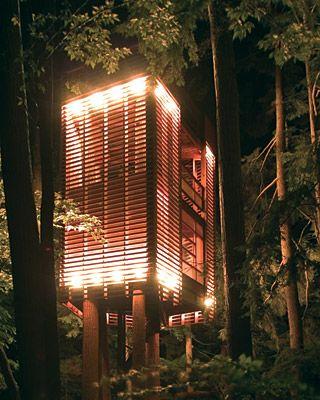13 Tremendous Tree Houses