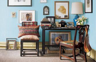 Home Decorating 150 Color Ideas Pale Blue