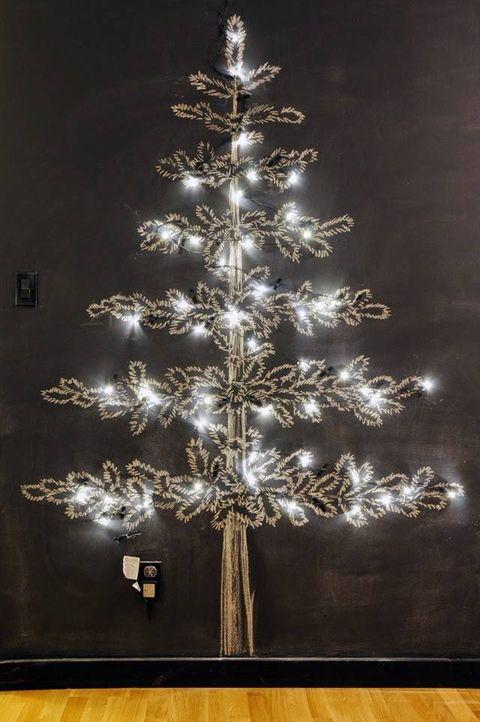 san francisco a908b 1d5b8 21 Alternative Christmas Tree Ideas - Unique & Modern ...