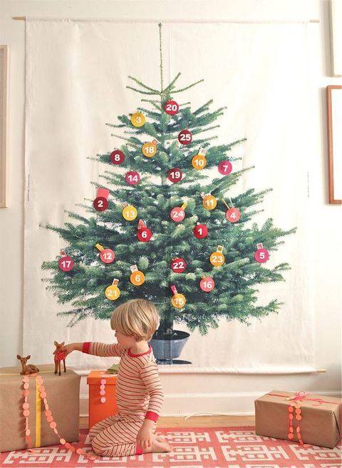 Unconventional Christmas Trees.21 Alternative Christmas Tree Ideas Unique Modern