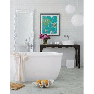 HighLow Bathroom - High low bathroom vanity
