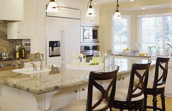 Bright Kitchen Makeover on ideas for cherry kitchen cabinets, ideas for kitchen color schemes, ideas for country kitchen cabinets, ideas for kitchen makeovers, ideas for organizing the kitchen,