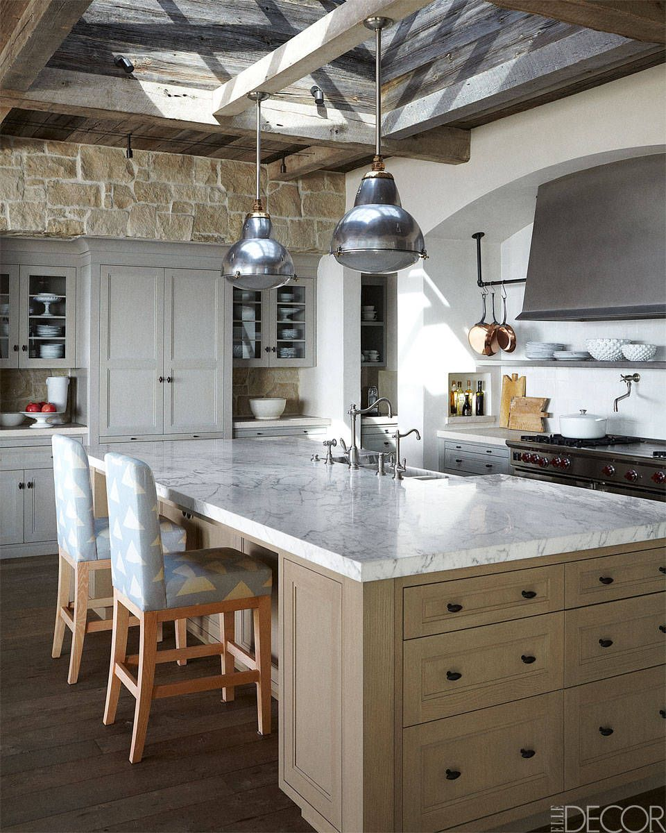 40 best kitchen island ideas - kitchen islands with seating