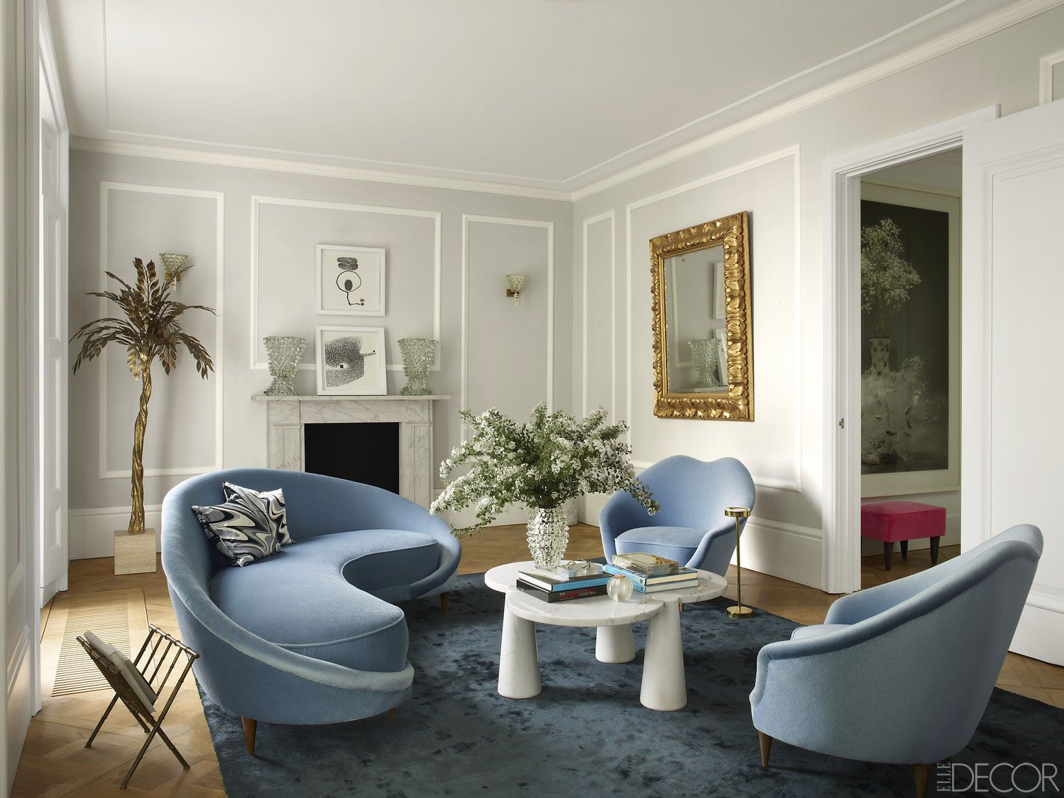 How To Decorate Around Your Favorite Rug