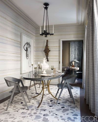 Bold Dining Rooms