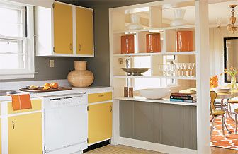 Bon How To Paint Cabinets