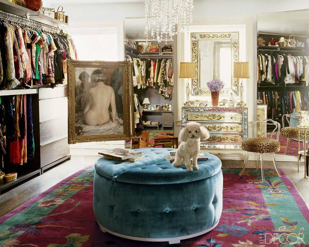 Inside celebrity walk in closets celebrity closet photos