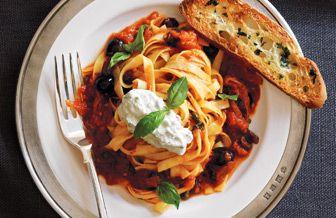 Great italian pasta recipes