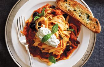 Excellent pasta recipes