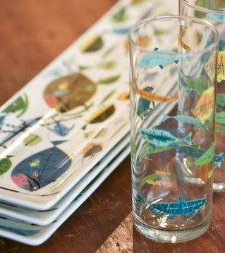 & Charley Harper for Fishs Eddy New Dinnerware Collection
