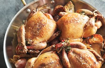 Squab Recipe Rich Earthy Pigeon For Fall