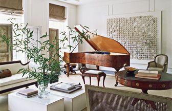 Home Decorating Ideas: Darryl Carter\'s D.C. Townhouse
