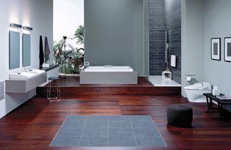Bathroom Decor at PointClickHome.com – Creating an At-home Spa