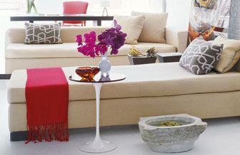 Styled ... & Decorating Ideas: A Manhattan Loft with Latin Style