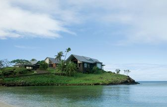 [Decor] Fantasy house on a tropical island