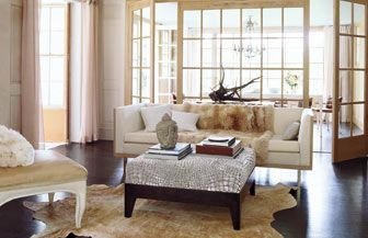 [Decor] Country house goes modern