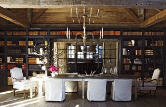 a luxury mountain home in idaho decorating ideas for rustic lodge