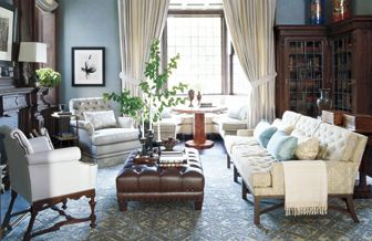 Steven Gambrel Gives a Tudor Home New Life