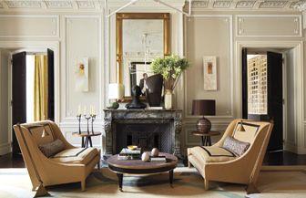 Luxury life on the left bank