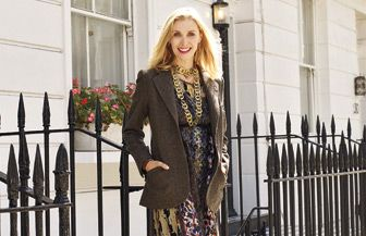[Decor] Allegra Hicks takes her London townhouse in a fresh direction