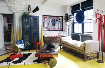 antiques dealer liza sherman 146 s manhattan apartment