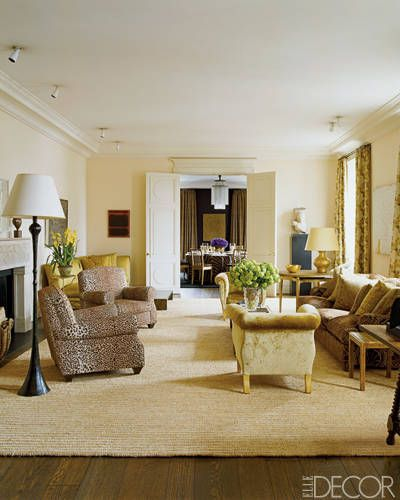 At Home With Stylesetter Aerin Lauder