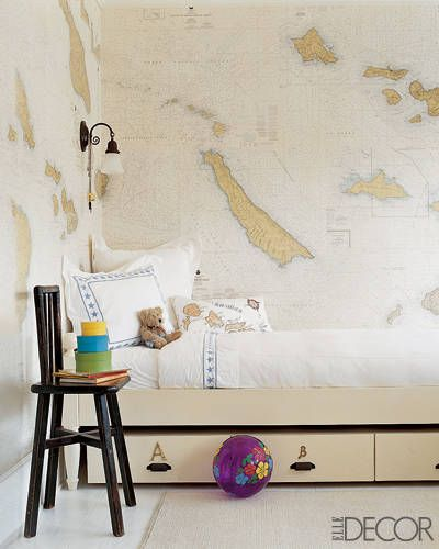 decorating with maps inexpensive map wall art