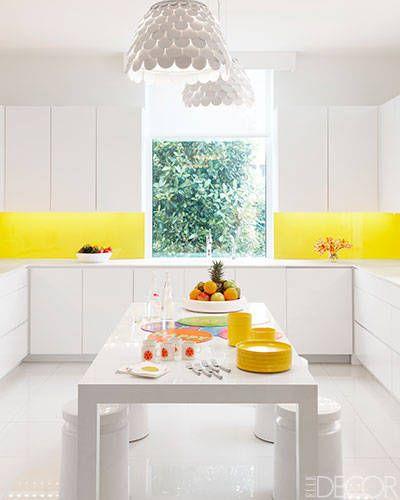 all white kitchen designs. Cheery White Kitchen All Designs
