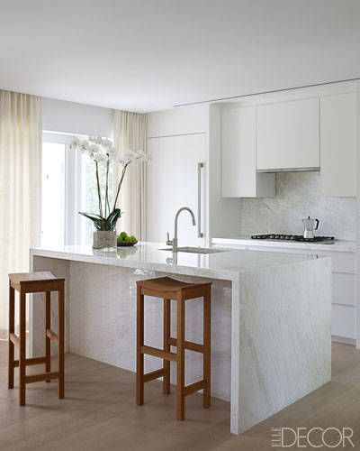 30 Best White Kitchens Design Ideas Pictures Of White Kitchen Decor Elledecor Com
