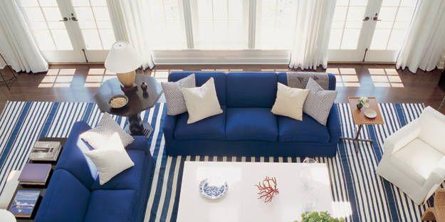 Nautical Decor Ideas 20 nautical home decor ideas - stylish nautical design rooms