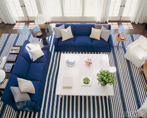 image. Michael Mundy. These home decor ideas ... & 20 Nautical Home Decor Ideas - Stylish Nautical Design Rooms