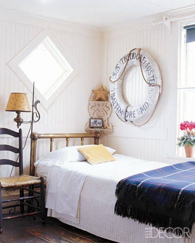 Coastal Home Inspirations On The Horizon Nautical Elements: Stylish Nautical Design Rooms