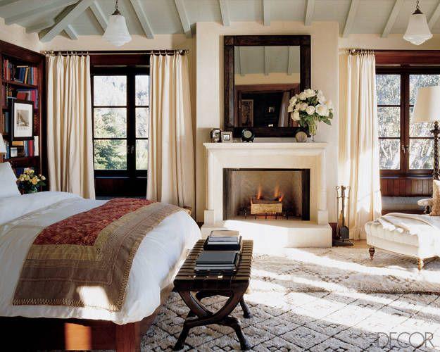 . Best Bedrooms In Celebrity Homes   Celebrity Master Bedroom Design