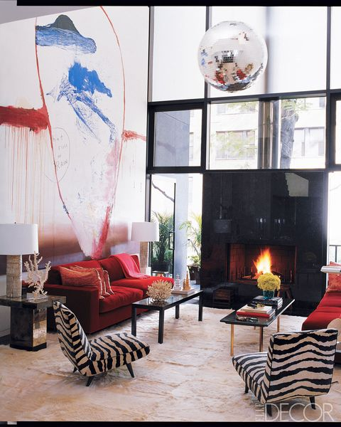Grand Living Room: Living Large: Grand Living Rooms