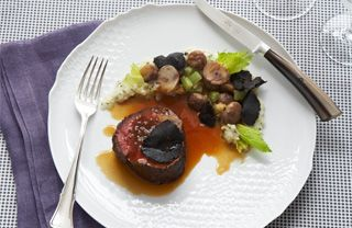 Daniel Boulud's Roasted Chateaubriand with Pan Jus