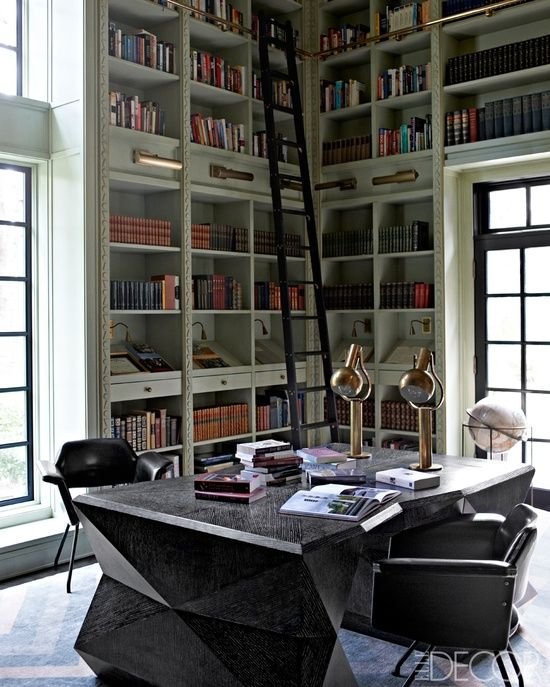 21 Rooms That Will Change The Way You Think About Bookshelves