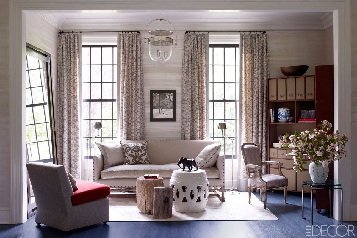 A List Interior Designers From ELLE Decor   Top Designers For Home Interiors