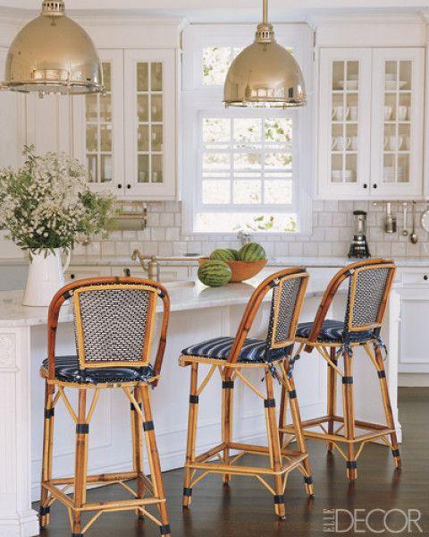 Best designer kitchens   beautiful kitchen pictures   elle decor