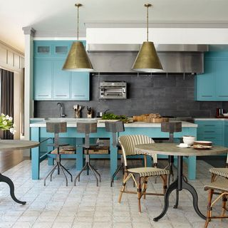 Best Kitchen Island Ideas Kitchen Islands With Seating - Blue and grey kitchen ideas
