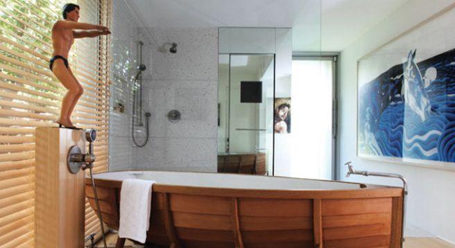 Unique Bathroom Ideas one of a kind bathrooms - unique bathroom design