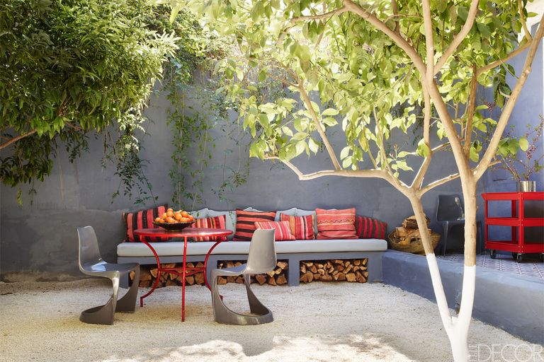 9 outdoor spots perfect for escaping city life for Giardino 54 nyc