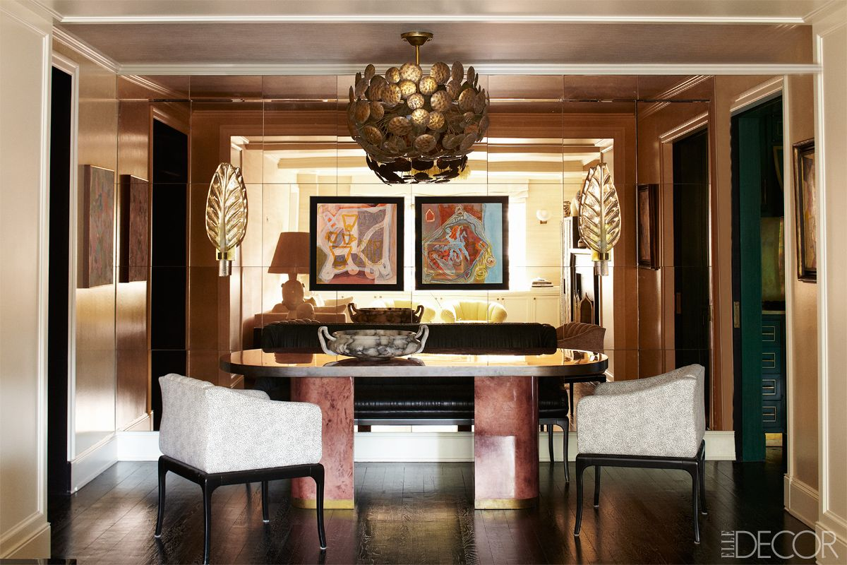 A List Interior Designers From ELLE Decor